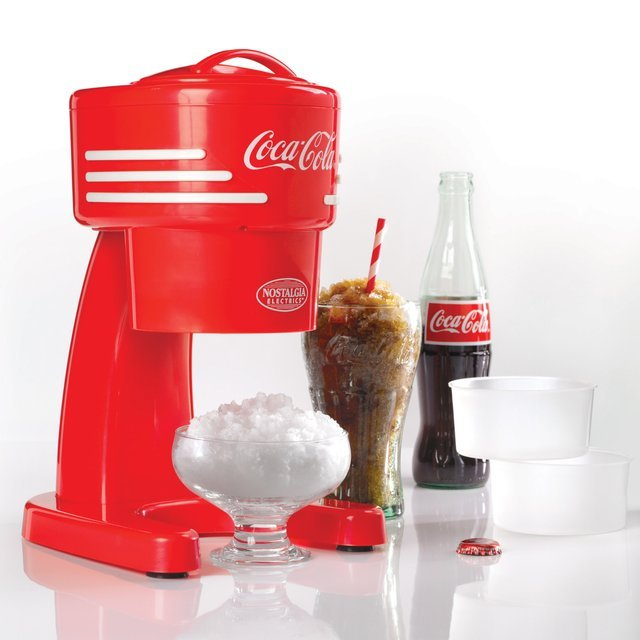 Coca-Cola Shaved Ice Machine