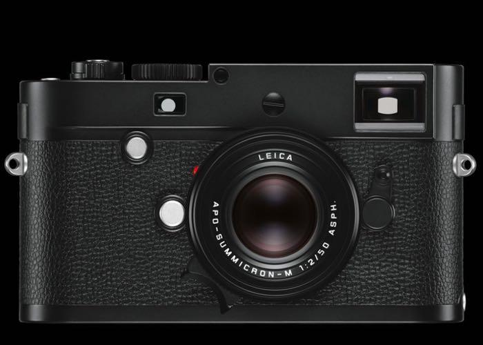 Leica M Monochrom (Typ 246) Camera