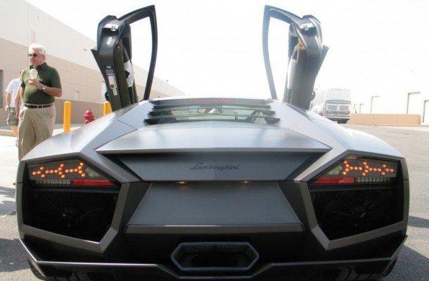 Lamborghini Unboxing