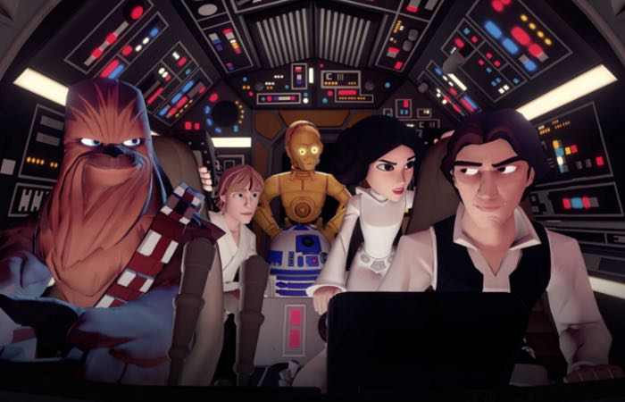 Star Wars Disney Infinity 3.0 Edition