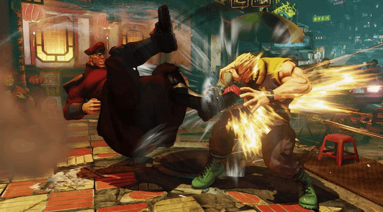 Street Fighter V – M. Bison