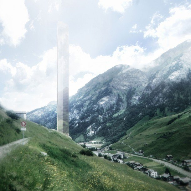 Swiss Alps Will Get The Europe's Tallest Skyscraper