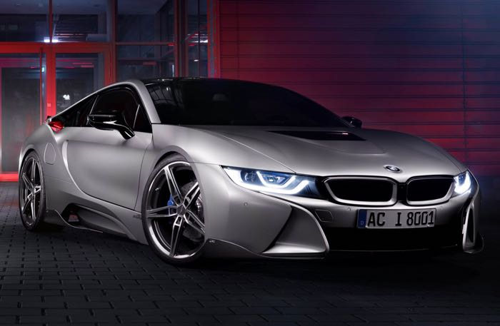 AC Schnitzer BMW i8 Launched