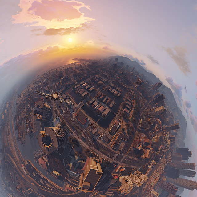 Rockstar Editor Make Stunning Spherical Panoramas and More