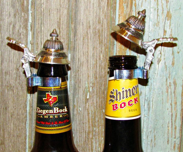 Stein Lid For Beer Bottles