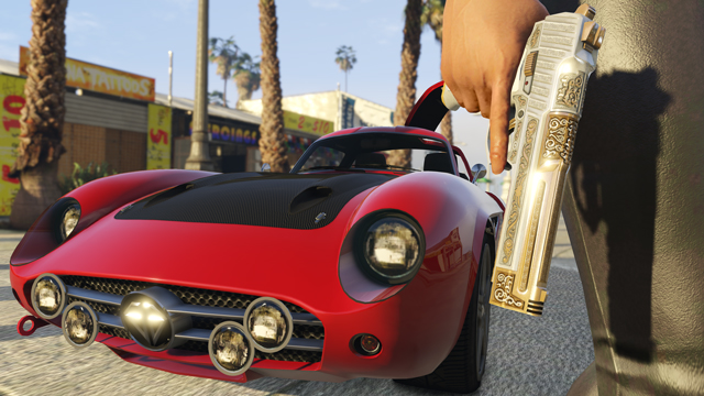 "Rockstar Teases ""Very Cool New Toys"" for GTA Online"