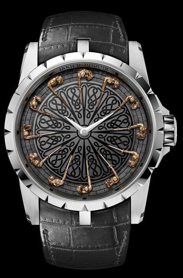 King Arthur's Knights Of The Round Table Watch