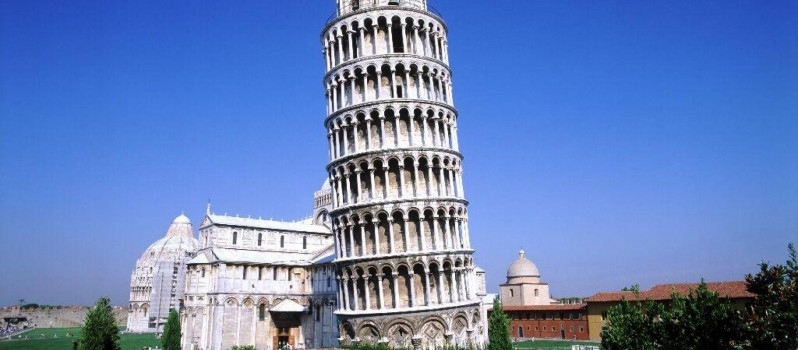 Technology That Can Make Leaning Tower of Pisa Straight Again