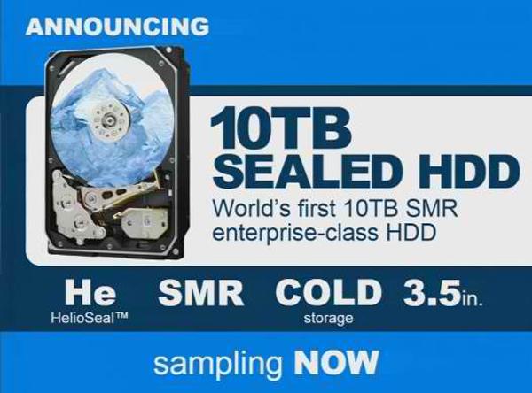 10 TB Hard Drive