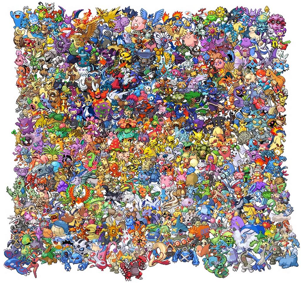 Let's Find Pikachu