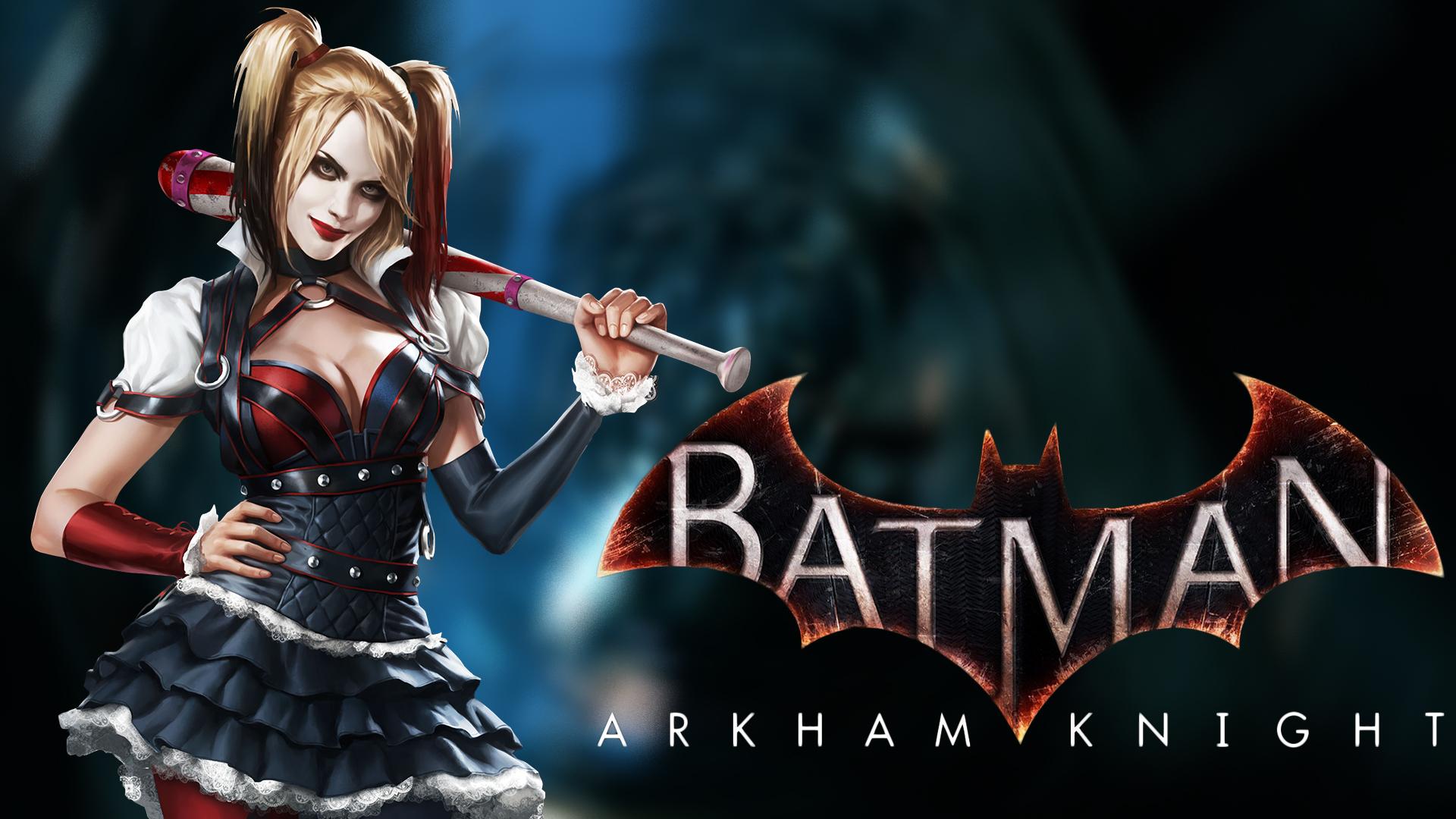 Batman: Arkham Knight – Harley Quinn Trailer Debuts