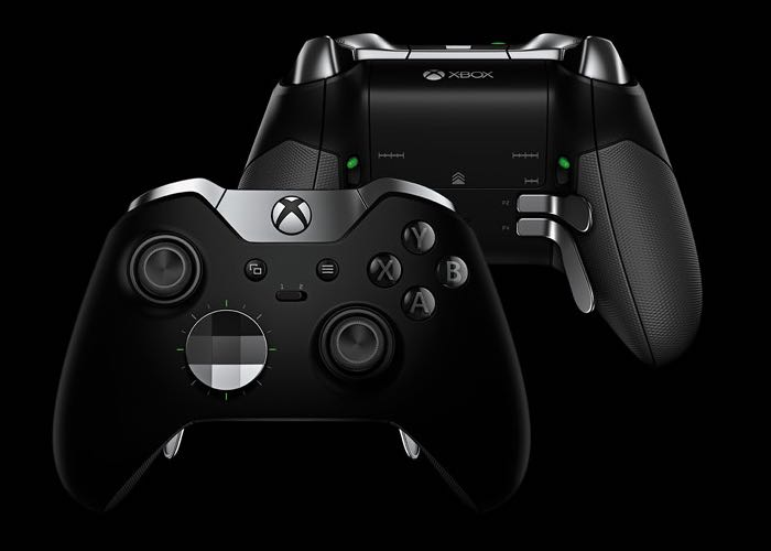 Elite Wireless Xbox One Controller