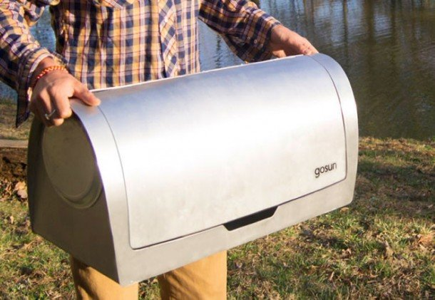 New Solar Oven Can Cook in Day And Night