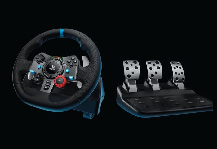 Logitech Steering Wheels