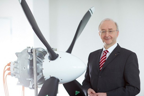 The World's First Commercial Aircraft Electric Motor By Siemens