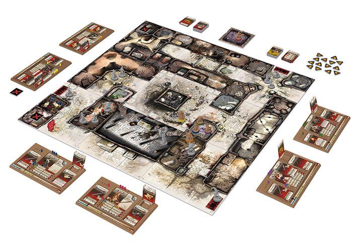 Zombicide-Black-Plague-Board-Game