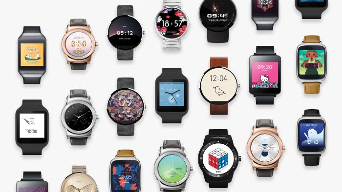 Android Wear New Watch Faces