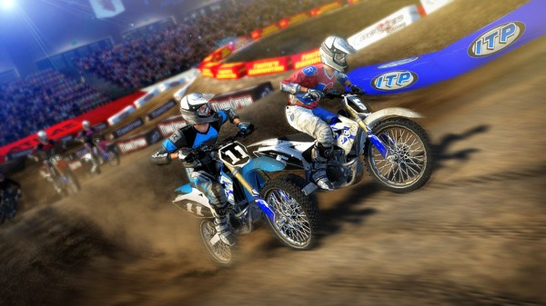 MX vs. ATV Supercross Encore Announced For Consoles