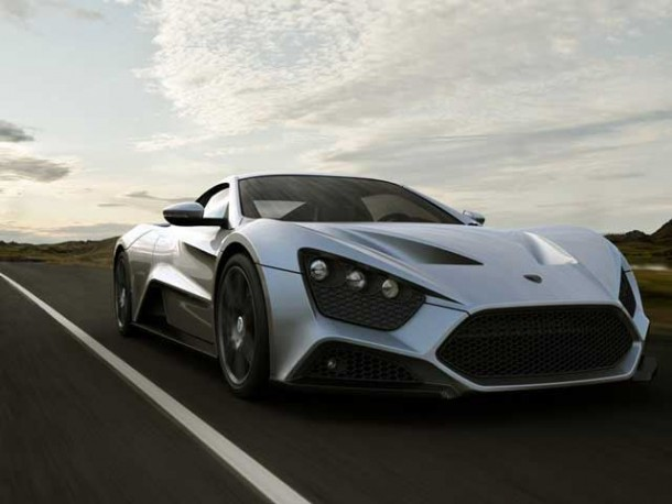 The Zenvo ST1
