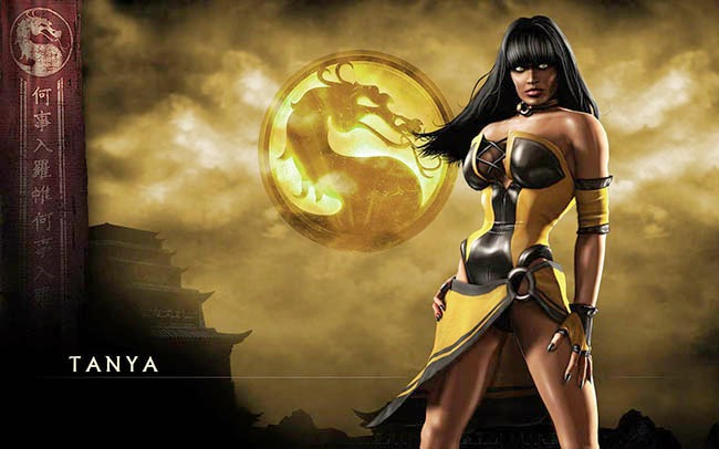 tanya_mortal_kombat_deception_wallpaper