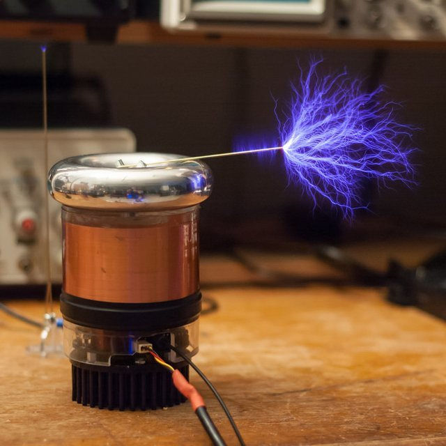 tinyTesla Musical Coil Kit