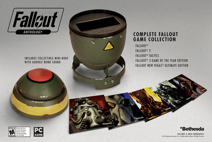 Fallout Anthology Collection