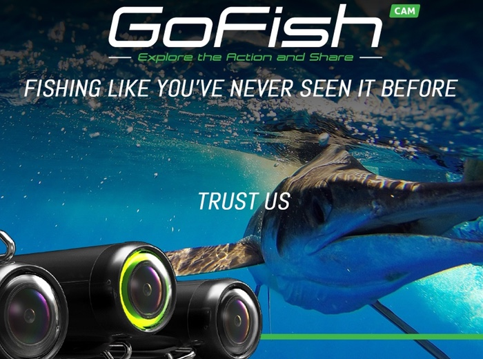 GoFish Cam Records The Action In Full HD