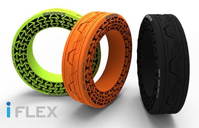 Hankook-High-Speed-Airless-Tires