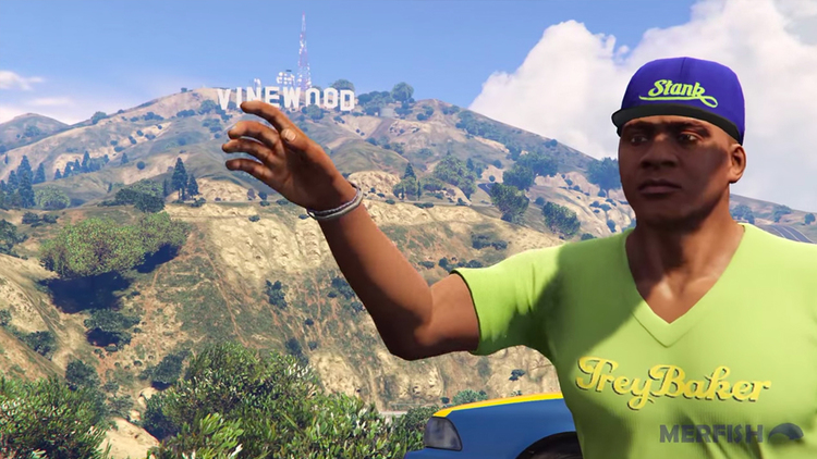 THE FRESH PRINCE OF BEL-AIR Intro Recreated in GTA 5