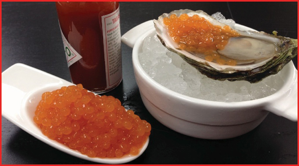 A Machine That Turns Food Into Caviar