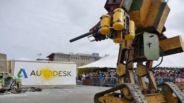 MegaBots Mk II