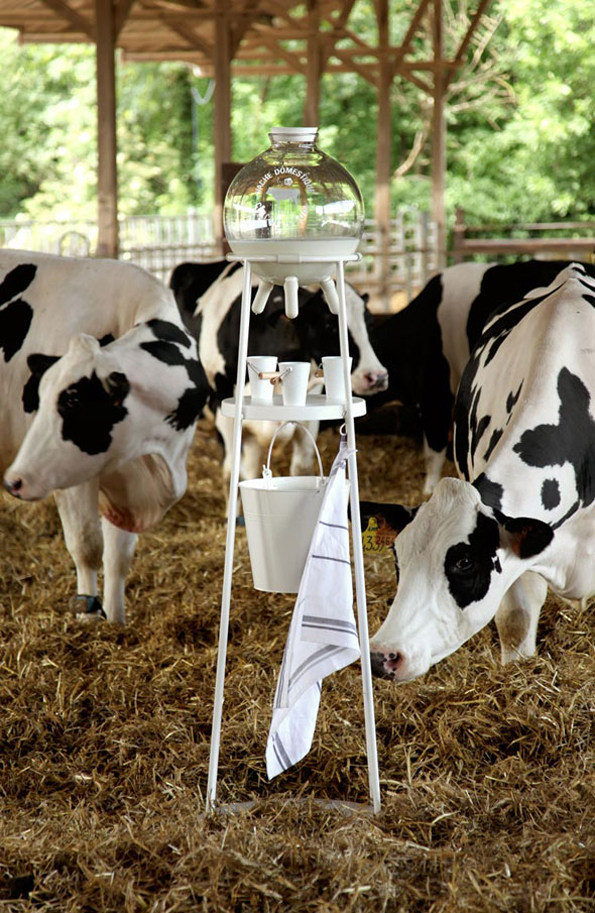 The Udder Milk Dispenser