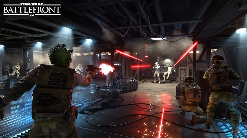 Star Wars: Battlefront Blast Mode
