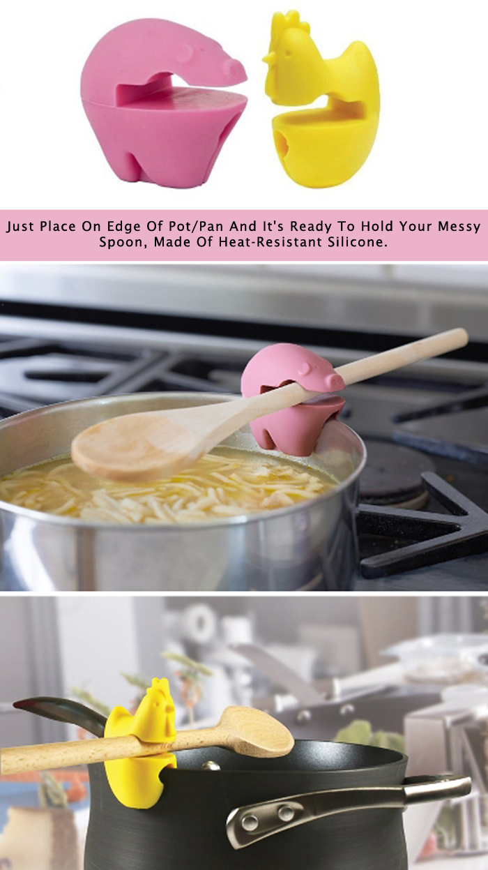 4-Pig-and-Chicken-Pot-Spoon-Holder