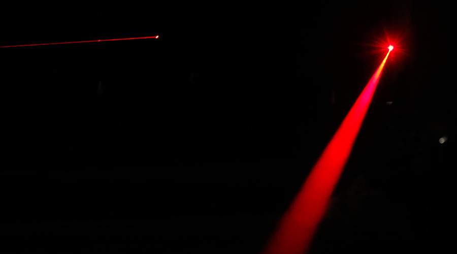 Japan Fires World's Most-Powerful Laser Beam