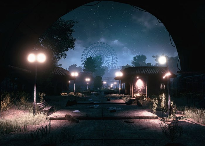 The Park, Horror Game