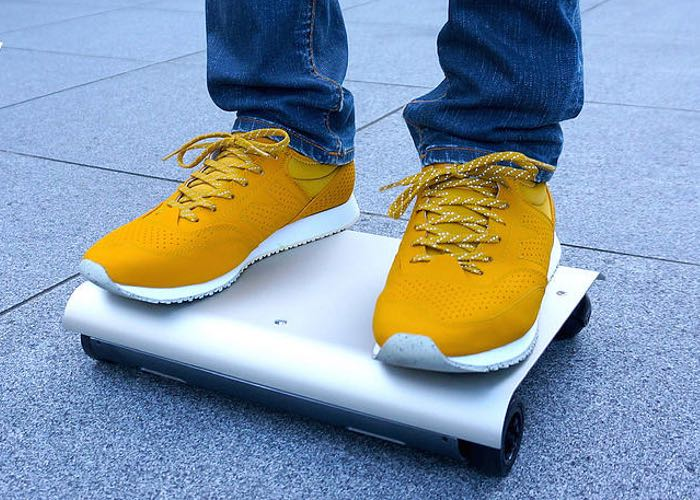 WalkCar Portable Electric Transport