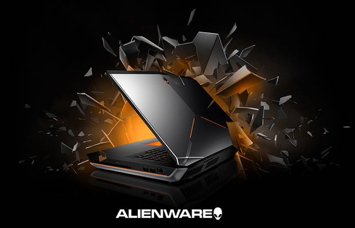 Dell Alienware 18 Gaming Notebook