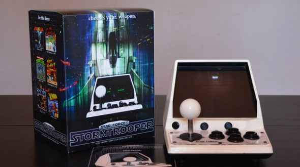 Star Force Pi Cabinet Retro Gaming Machine