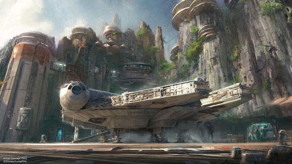 Star Wars World