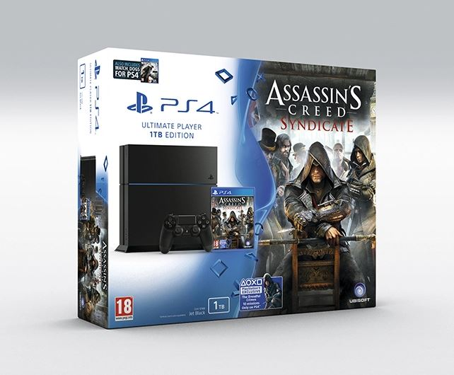 Assassin's Creed Syndicate PS4 Bundle