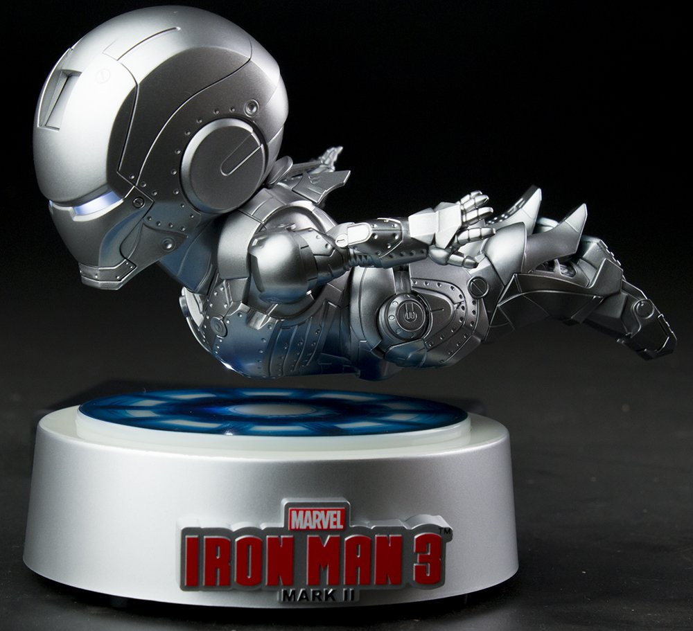 Floating Iron Man Mark II