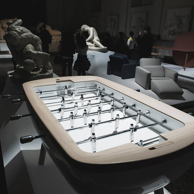 Lavish Foosball Table