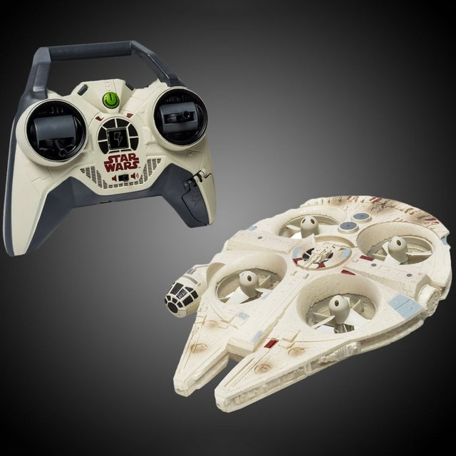 Star Wars Millennium Falcon Quad by Air Hogs
