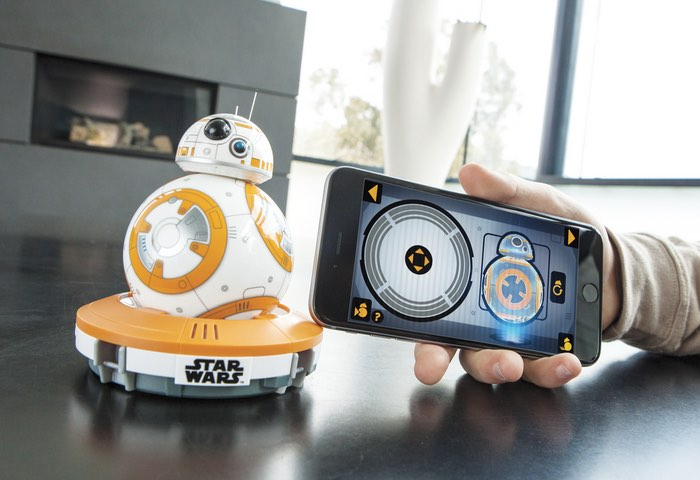 Sphero Star Wars BB-8 Droid Launched For $150