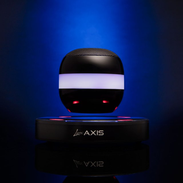 Lyrix Axis Bluetooth Levitating Wireless Charging Speaker