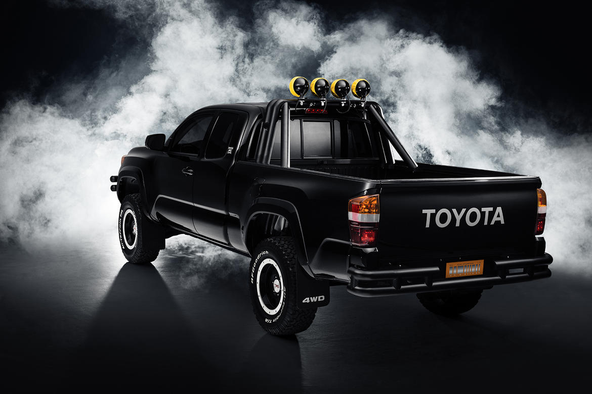 Toyota Launches A Back to the Future Inspired Tacoma
