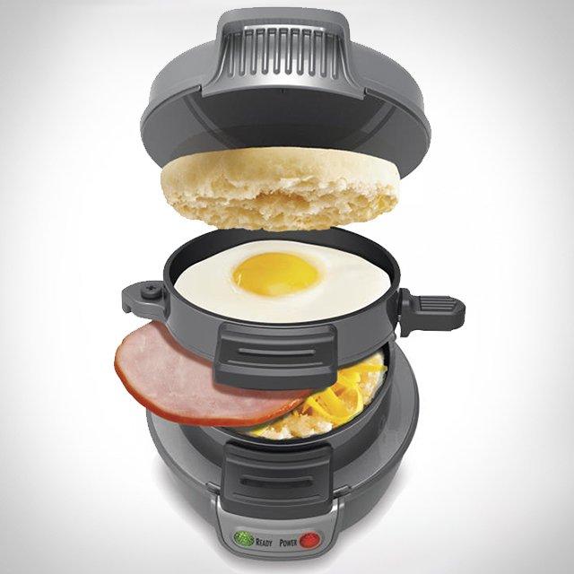 All In One Breakfast Sandwich Maker
