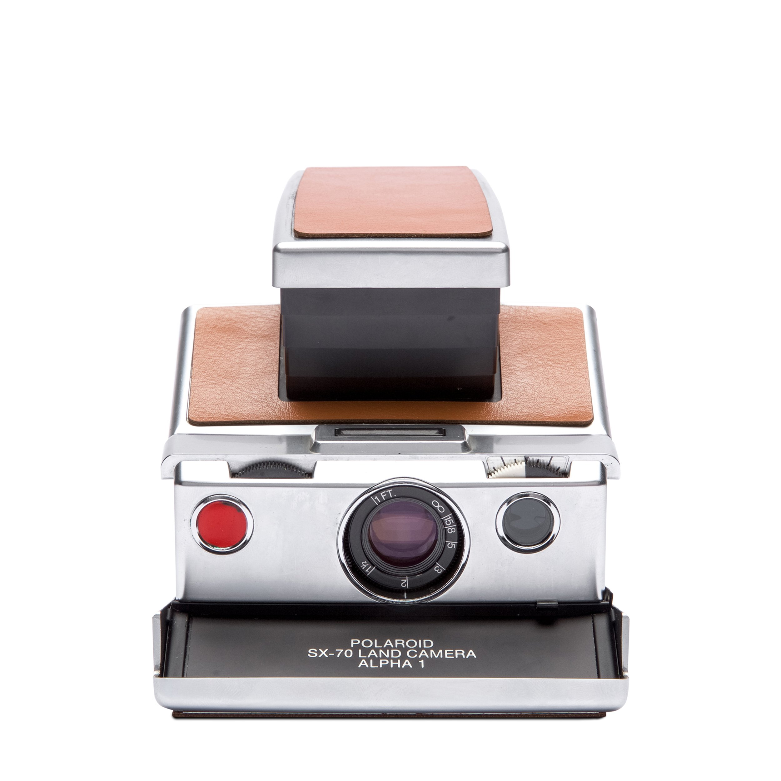 Retro Polaroid SX-70 Camera