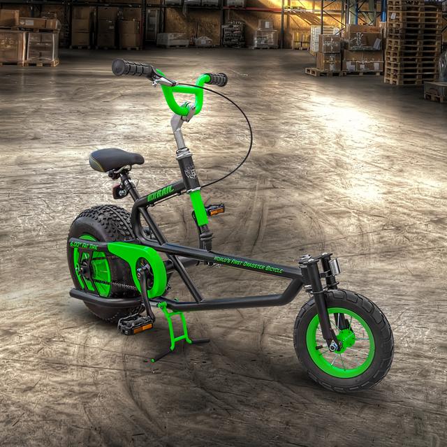 Micro Rail Bike